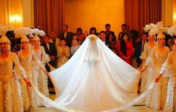 Саукеле - Казахская свадьба