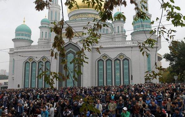 Мусульмане 12 сентября
