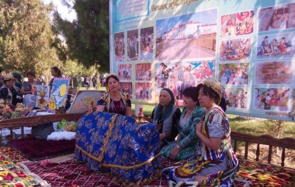 Народ Южного Казахстана