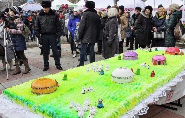 Наурыз в Казахстане предлагают