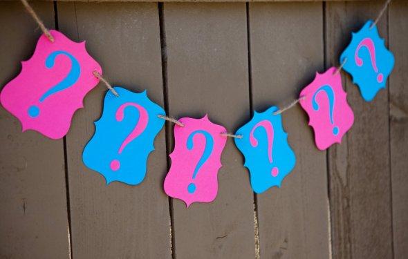 Gender reveal party – праздник