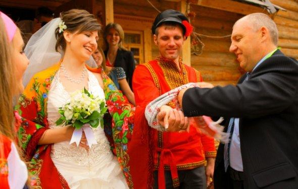 Свадебные традиции — карточка