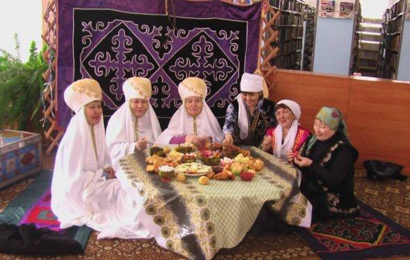 Сватовство Из цикла Казахские
