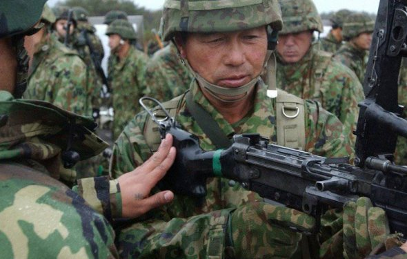 Читать далее Японский спецназ