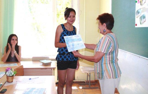 Выпускной на казахском языке